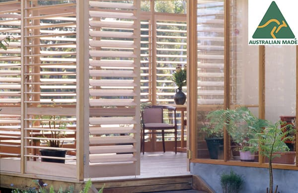 timber wooden shutters australia